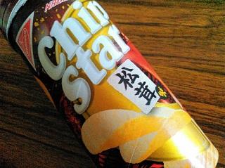 チップスター 松茸